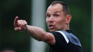 Игнашевич одержал с «Балтикой» первую победу в ФНЛ