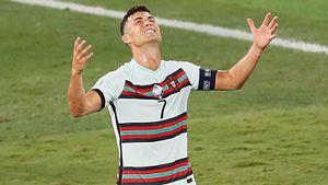 Роналду вылетел с Евро и не побил рекорд по голам за сборную. Бельгии для выхода в 1/4 хватило 1 удара в створ