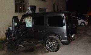 Одноклубнику Кучерова сожгли машину. Ущерб оценили в$133 тысячи