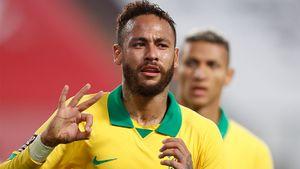 Неймар обошел Роналдо в списке лучших бомбардиров сборной Бразилии. Впереди — только Пеле