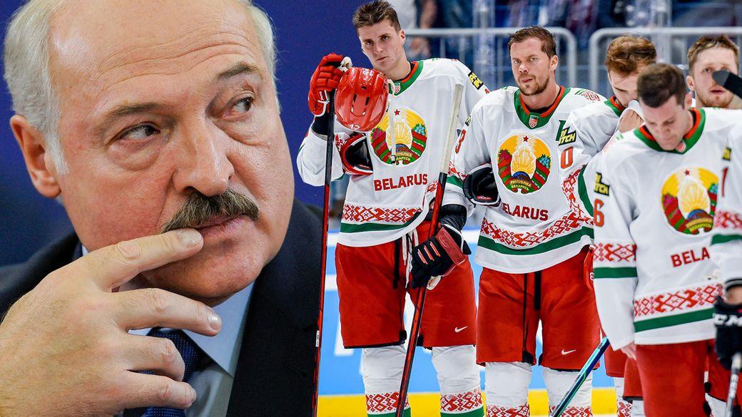 Громкий позор Белоруссии  сборная снова не попала на Олимпиаду. Лукашенко винит во всем жен хоккеистов