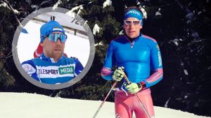 Чемпион России в марафоне внезапно стал «рогатым». Как завершился сезон в русских лыжах