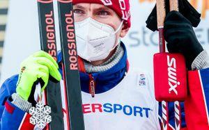 Вяльбе: «Не было шанса добиться золота для Большунова в марафоне на ЧМ»
