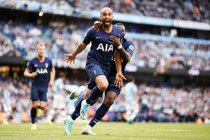 Моура забил гол вматче с«Манчестер Сити» через 15 секунд после выхода назамену