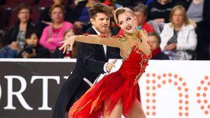 Русские танцоры проиграли только лучшей паре мира в Японии. Но Степанова/Букин обновили свой рекорд