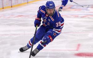 КХЛ объявила лучших игроков 2-й недели чемпионата. 16-летний Мичков признан лучшим новичком