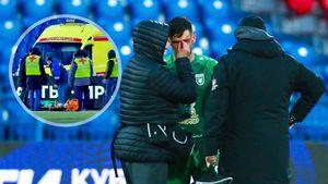 Слуцкий не зря возмущался из-за судейства: игрок «СКА-Хабаровск» заслужил удаление (видео)