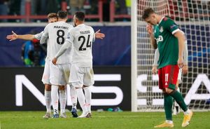 Победный мяч Киммиха в ворота «Локомотива» признан голом недели в Лиге чемпионов: видео