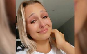 «Реву как ненормальная». Экс-гимнастка Спиридонова расплакалась после победы мужа на Олимпийских играх в Токио