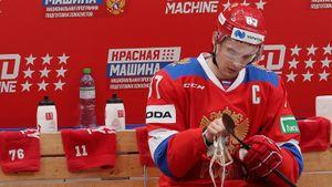 Катастрофа для сборной России: на чемпионат мира не едет Шипачев. Травма лишила команду капитана и первого центра