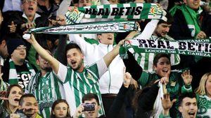 «Бетис» обновил таблицу Ла Лиги, исключив из нее участников Суперлиги — «Реал», «Барселону» и «Атлетико»