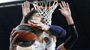 ЦСКА проиграл миланской «Олимпии», уступив в первой четверти с разницей в 20 очков