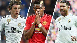 «МЮ» требует у «Реала» 170 млн за Погба. Мы собрали целую команду из игроков Мадрида на эти деньги