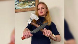 Девушка-боец UFC Валентина Шевченко против вульгарных фотографий: «Я за тот культ, который был в СССР»