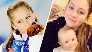 В 15 выиграла Олимпиаду и обнялась с Путиным, в 18 завершила карьеру, в 22 стала мамой. История Юлии Липницкой