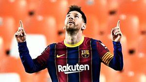 Месси стал лучшим бомбардиром Ла Лиги, Аспас — лучший ассистент