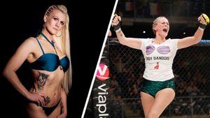Девушка-боец из Бельгии бросила MMA из-за финансового кризиса. Теперь она зарабатывает своими интимными фото