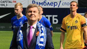 Лев Лещенко: «Молодежь «Динамо» скоро будет основой сборной России. Это просто находка!»