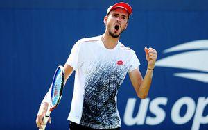 Русский теннисист жжет напалмом. Он унизил будущую первую ракетку мира на самом крутом турнире