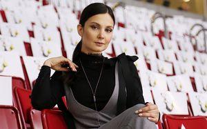 Самая горячая журналистка останется в КХЛ. Софию Гудим пригласил «Спартак»