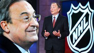 Суперлига наградит футбол хоккейными «грехами». Из-за НХЛ бардак с трансферами, а сильнейшие не играют за сборные
