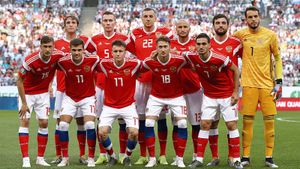 Футбол сполитическим подтекстом. Россия, Турция иСербия— водной группе Лиги наций