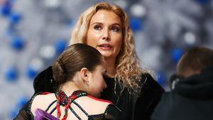 Баюл показала выступление 8-летней Валиевой в споре о плагиате с хореографом группы Тутберидзе