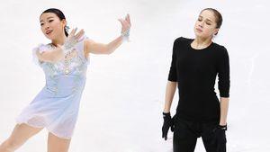 Японские соперницы Загитовой удивлены решением российской фигуристки приостановить карьеру
