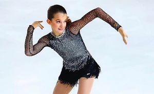 Заявившая о допинге в команде Тутберидзе фигуристка отобралась на юниорский ЧМ от Украины