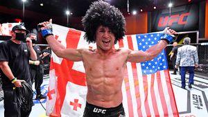 Тейкдаун-машина из Грузии затаскает очередного американца. Прогноз на бой UFC Мераб Двалишвили — Коди Стаманн
