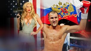 Русский боксер Ковалев осужден в США. Он признался, что побил американскую модель и ее собаку