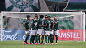 «Палмейрас» при скандальном судействе вышел в финал Кубка Либертадорес