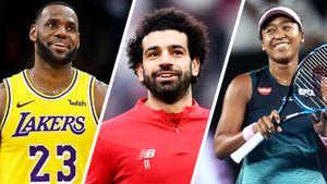 Салах, Леброн и Наоми Осака — в топ-100 самых влиятельных людей мира. По версии журнала Time