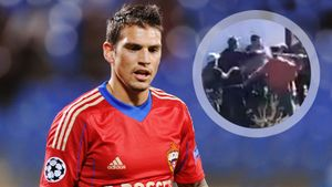 «Сейчас меня убьют». Экс-игрока ЦСКА закидали камнями: Гонсалес пережил инфаркт, а теперь получил перелом позвонка