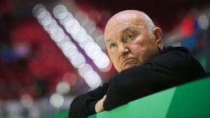 Умер экс-мэр Москвы Лужков. Онпровел встолице финал ЛЧ, аего любимый клуб дразнили «кепками»