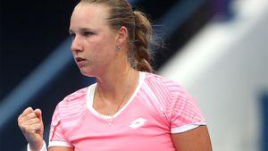Блинкова вышла во второй круг турнира в Германии
