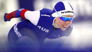Российская конькобежка Голубева выиграла бронзу чемпионата мира на дистанции 1000 м