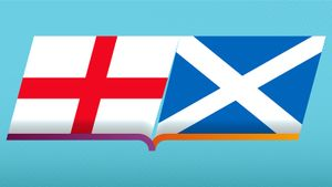 Евро-2020. Англия— Шотландия. Прямая трансляция