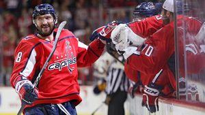 Овечкин — русский король НХЛ, теперь официально! Он помучился, но побил невероятный рекорд