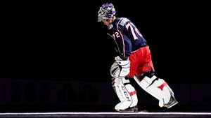 «Он— паршивый вратарь». Американские фанаты атакуют одного излучших голкиперов России