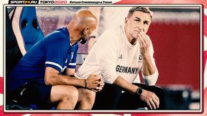 А сборной России точно нужен Кунц? Его Германия провалила первый матч на Олимпиаде