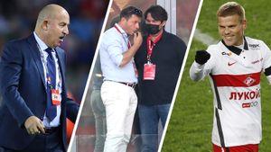 10 фраз из 2020-го, которые стали мемами в российском футболе: перчатка «Зениту», Володька и скандалы Черчесова