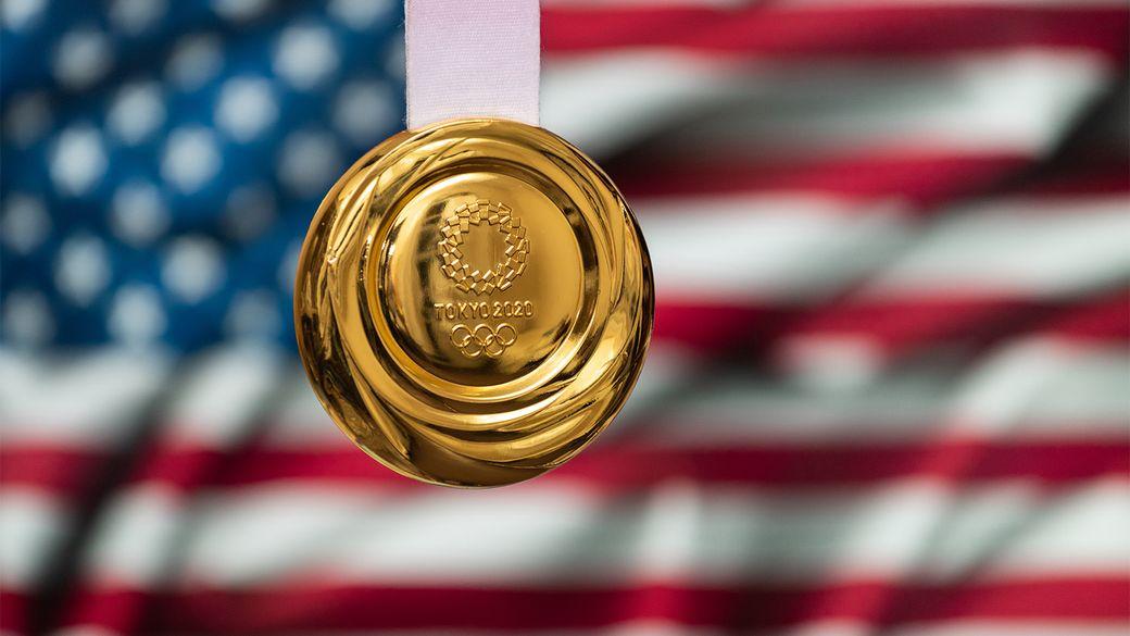 Олимпиада в Токио: США лидируют по общему количеству медалей, Россия  на 3-м месте