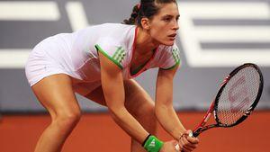 Теннисистка Петкович призналась, что ленива впостели. Ейпредложили сняться вовзрослом кино