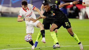 Первой победы в Лиге чемпионов Россию лишил свой же защитник. «Краснодар» вел 2:0 и проиграл в большинстве