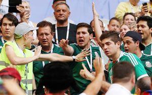 «Он хочет играть в футбол, а не чтобы его били». Бразилия защищала Неймара, на трибунах дрались