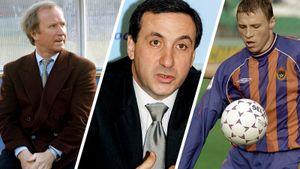 20 лет назад в ЦСКА сменилась власть. Первый сезон Гинера: дорогостоящая трансферная закупка и две трагедии