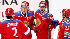 Россия непобедима на Евротуре: выиграла 7 матчей из 7! С финнами блеснули связка из «Торпедо» и дебютант из «Амура»