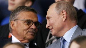 «Ничего неизменилось». ИИХФ планирует провести вРоссии чемпионат мира 2023 года