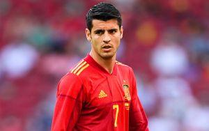 Мората забил 4 из 5 последних голов Испании на Евро. Больше на ЧЕ отличился только Фернандо Торрес